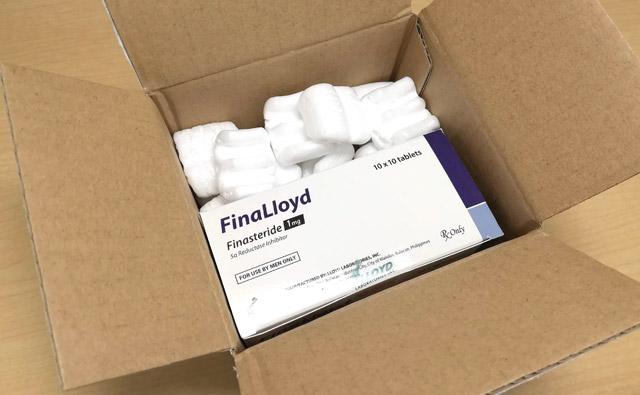 フィナロイドの箱の中身