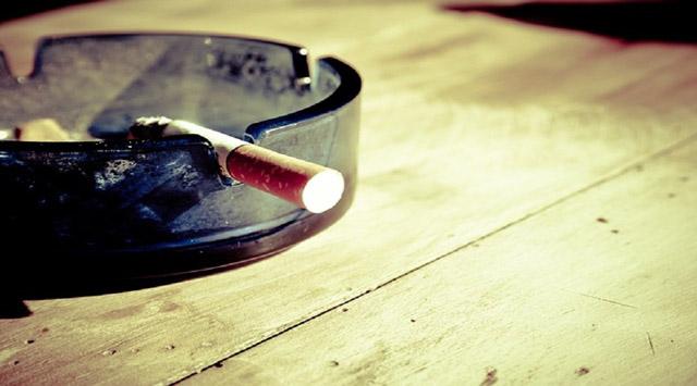 タバコでハゲる